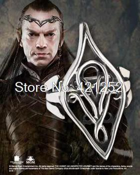12PCS/DAUDZ Lord of the ring Elrond Ring Of Power Elrond ring of power elrond 22322