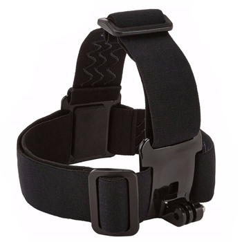 Action Camera Head strap mount Par Go Pro SJ5000 Sporta Kameras